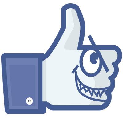 Het gevaar van Facebook