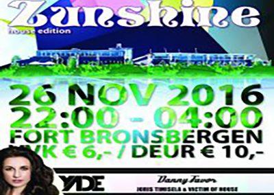 Zunshine – Dance Evenement Zutphen