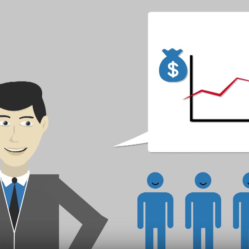 Animatievideo in 3 talen – Datamondial