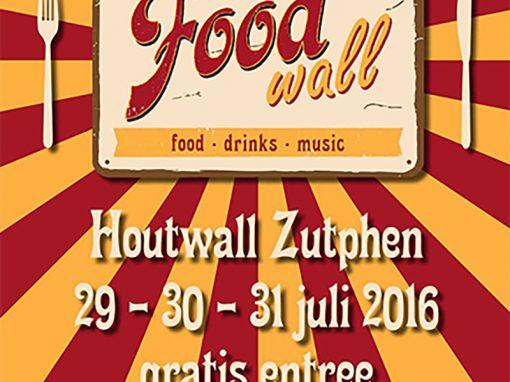 Foodwall Zutphen – Brilliant evenement