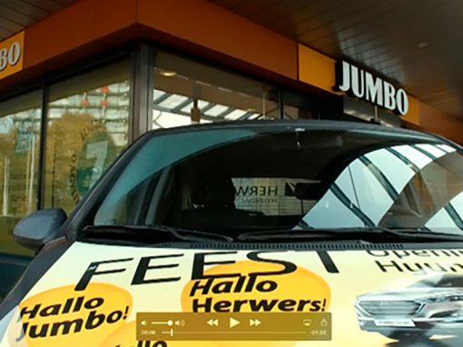 Hallo Jumbo – Hallo Herwers Arnhem