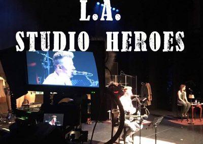 Theaterconcert L.A. Studio Heroes