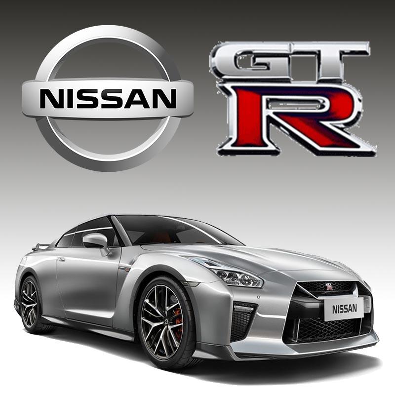 Met een GT-R over het circuit!