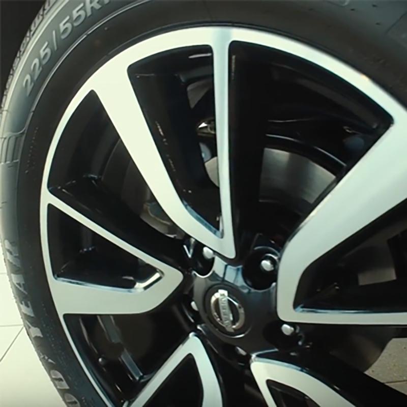 Nissan X-trail voor een de prijs van een Qashqai
