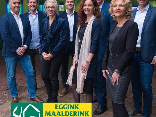 Eggink Maalderink Garantie Makelaars op de foto!