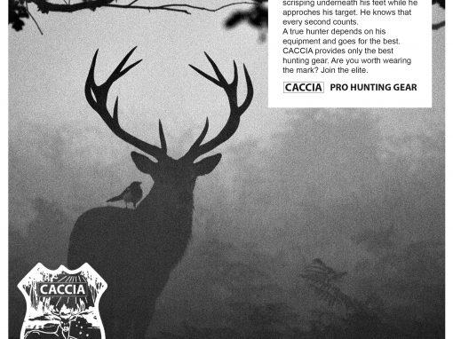Branding Caccia