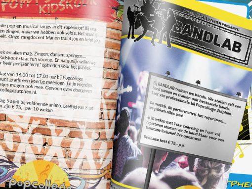 Poppy's Kidskoor & Bandlab