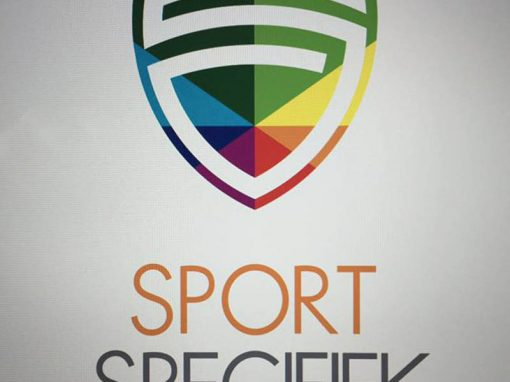 Kleurrijk logo Sport Specifiek