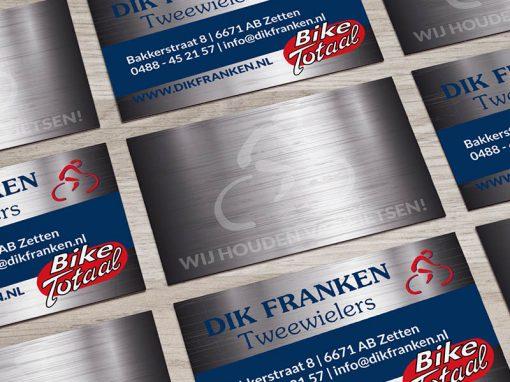 Dick Franken goede indruk