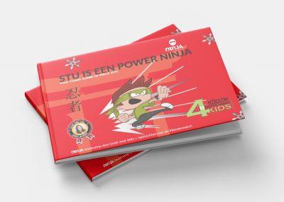 Geweldig kinderboek Bootcamp4Kids