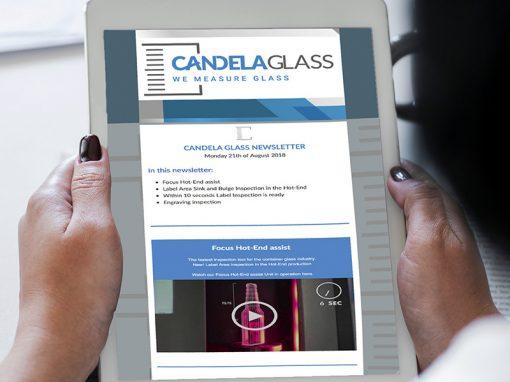 Candela Glass een nieuwe smoel