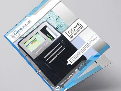 Nieuwe folder Candela Glass Focus