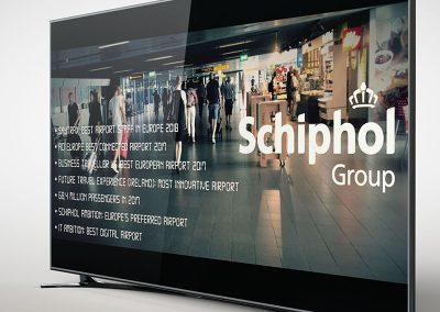 Schiphol zet Artificial Intelligence in voor IT omgeving