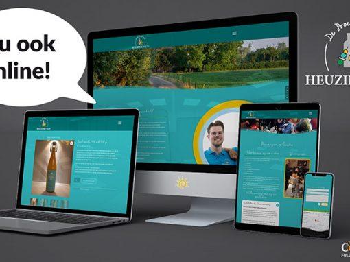 Webshop De Proeverij van Heuzinkveld